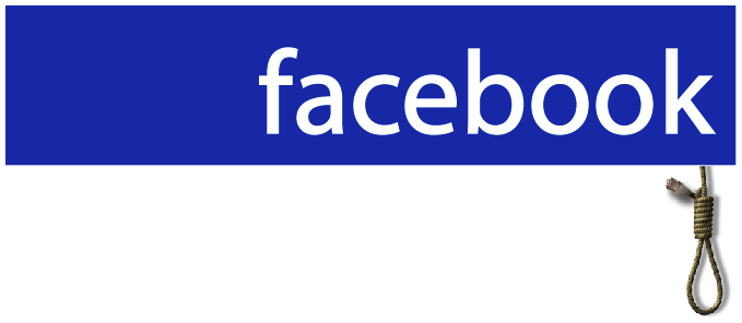 digitaler Freitod aus Facebook