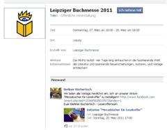 18.01.2011, 19.34 Uhr, Screenshot: http://www.facebook.com/event.php?eid=126233150774291&index=1