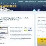 01.01.2011, 13:19, socialweblog.de