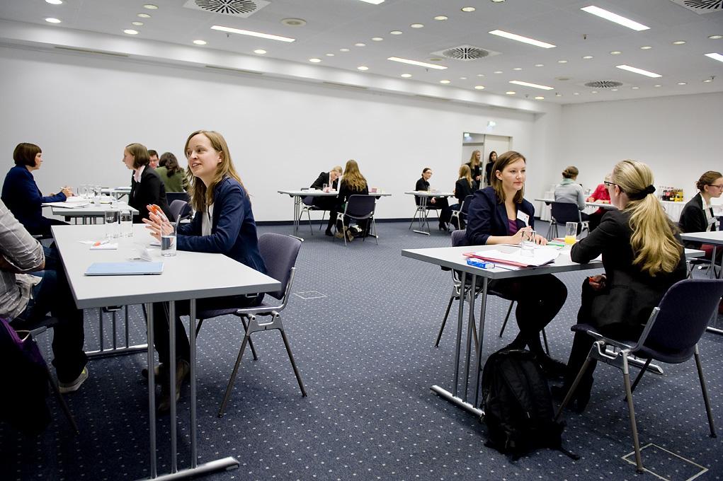 Speedmeeting von Verlage der Zukunft auf der Frankfurter Buchmesse 2013 #FBM13