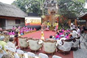 10. Ubud Readers & Writers Festival, Bali, Indonesien