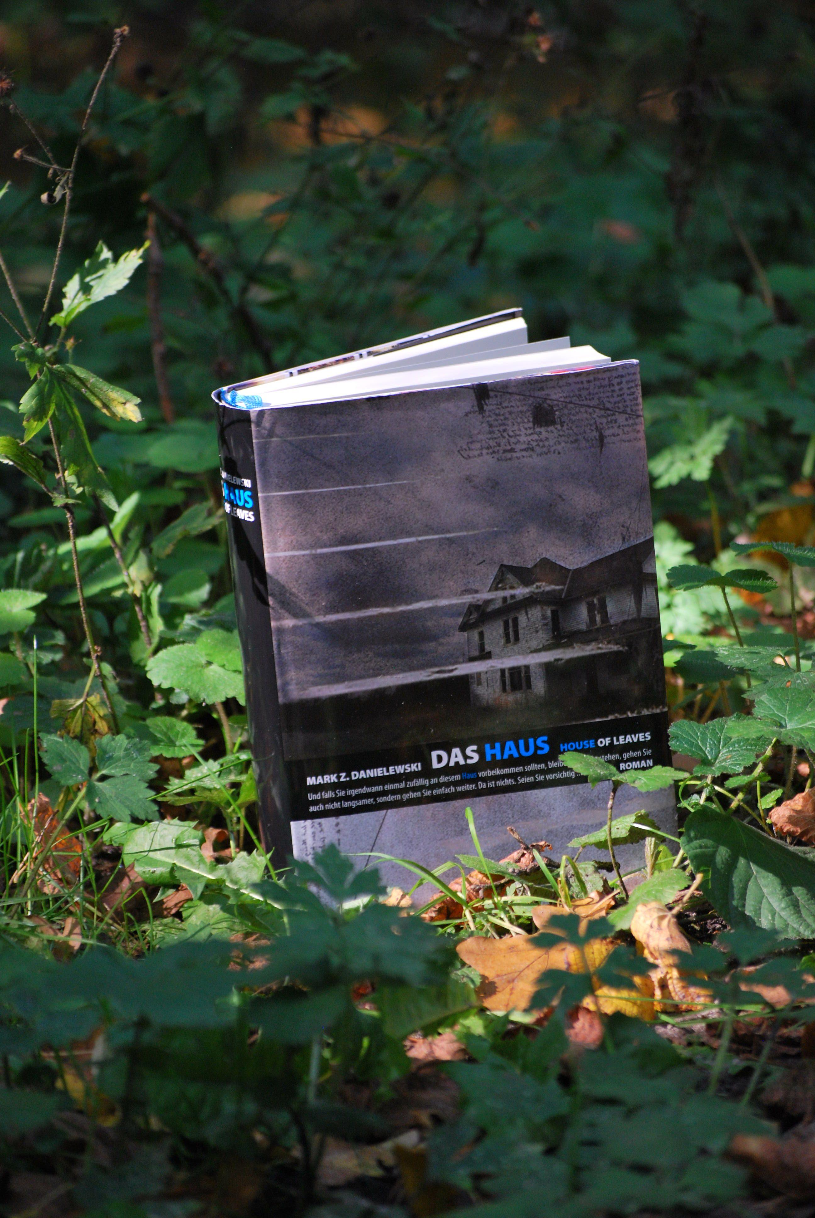 "Cover ""Das Haus"""
